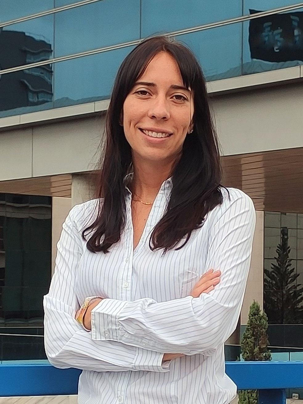 Inés Degroote Castellanos
